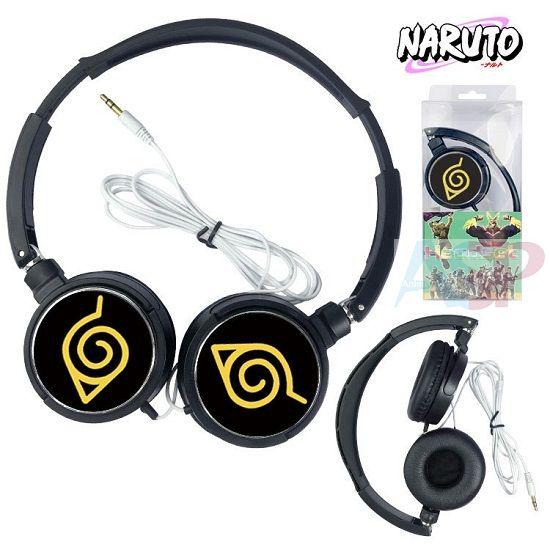 Наушники Naruto