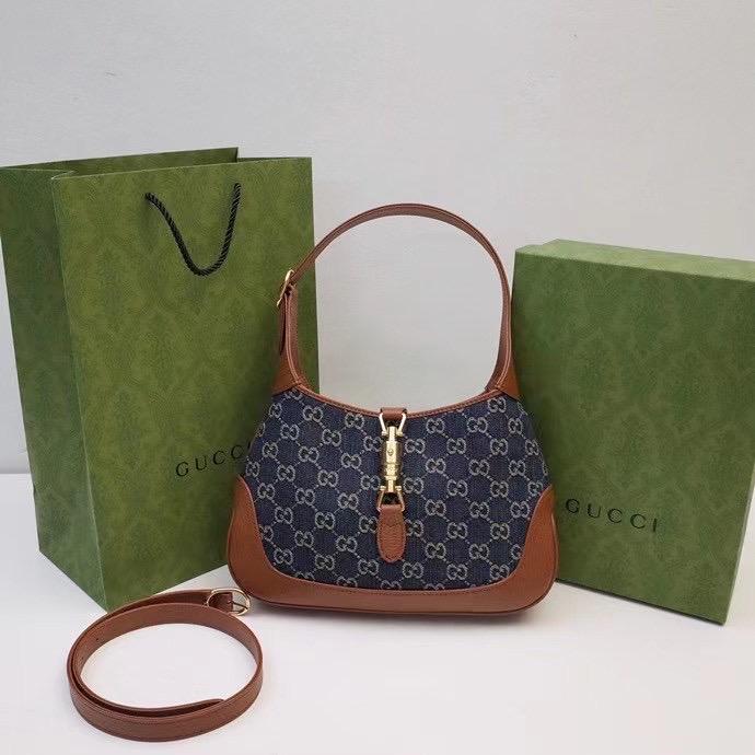 Gucci Denim 28x19x4,5 cm