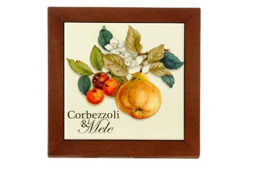 Подставка под горячее  Итальянские фрукты NC6592-CEM-AL
