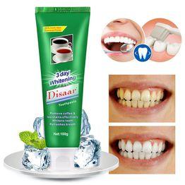 Отбеливающая зубная паста 3 DAY WHITENING (1150)