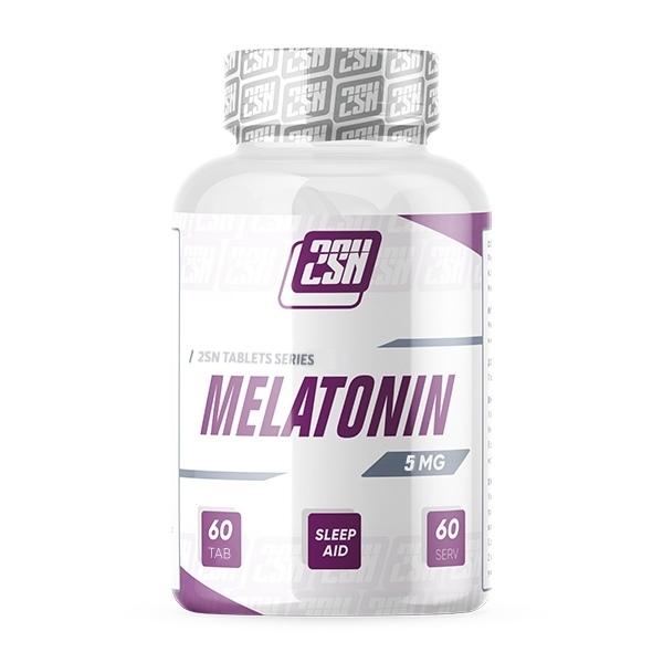2SN Мелатонин 5 mg 60 таблеток