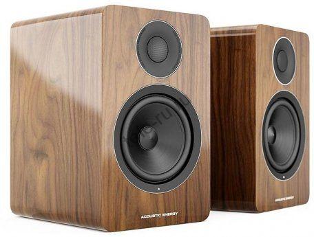 Полочная акустика Acoustic Energy AE1 Active Gloss Walnut