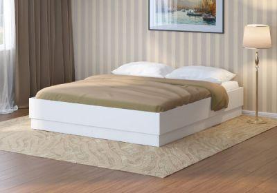 Кровать-короб Орматек с п/м с бортами