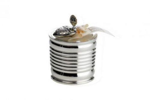 Декоративная свеча BARATTOLO малая, белая A-0.02330