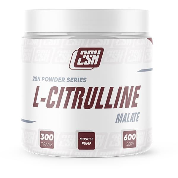 2SN Цитруллин Citrulline Malate Powder 300g