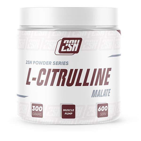 2SN Цитруллин Citrulline Malate Powder 300g