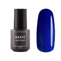 Гель-лак BASIC Синяя Классика, 3,5 мл B043M (МАСУРА)