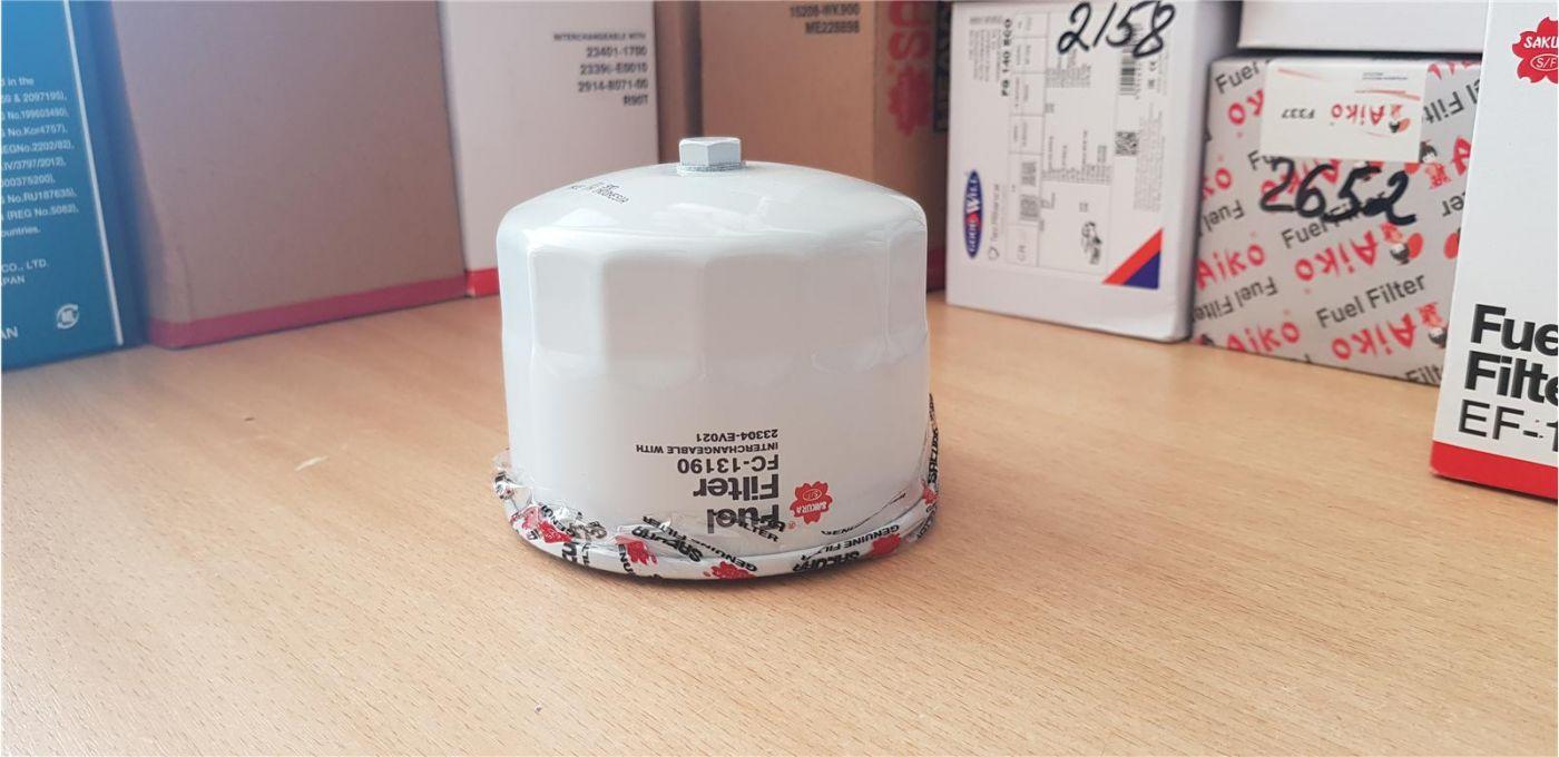 Фильтр топливный тонкой очистки HINO300 Евро-4