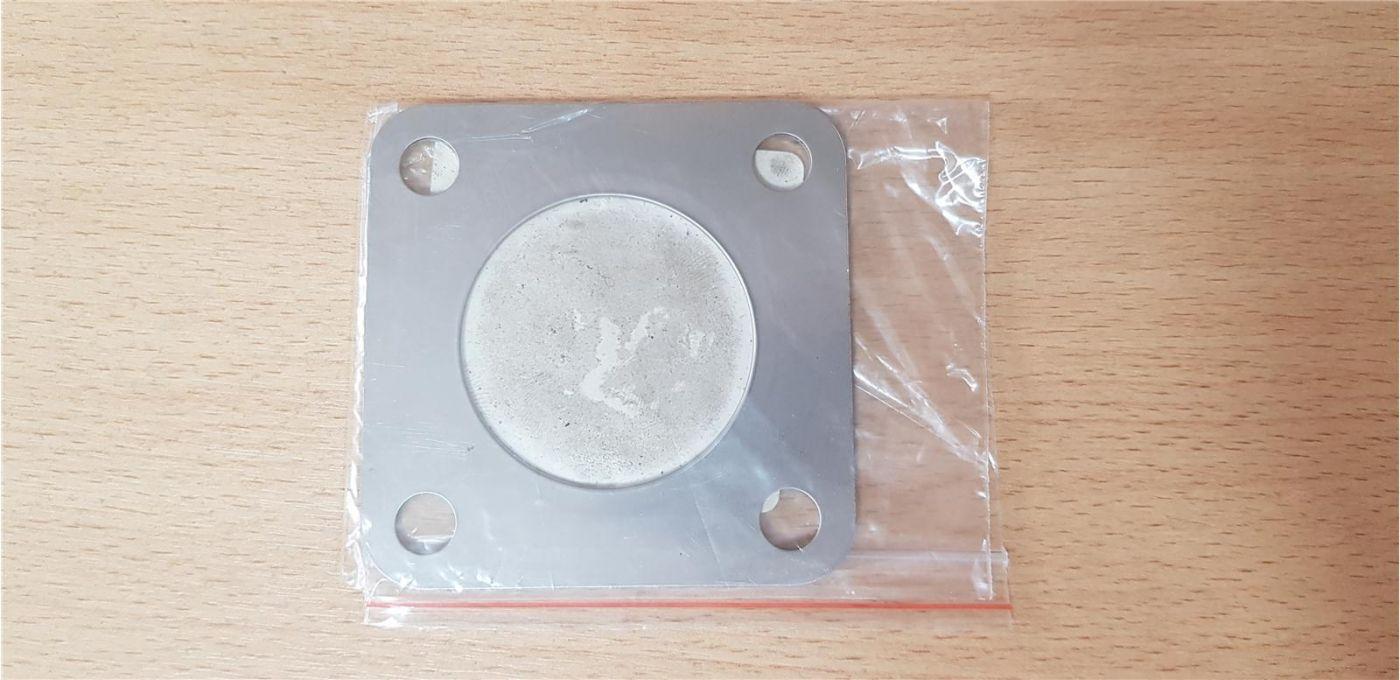 Прокладка турбокомпрессор выпускной коллектор Isuzu NMR85 NLR85 4JJ1 Евро 4