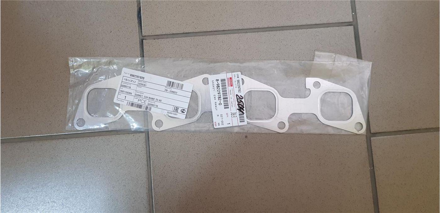 Прокладка выпускного коллектора Isuzu NMR85 4JJ1 Евро 4
