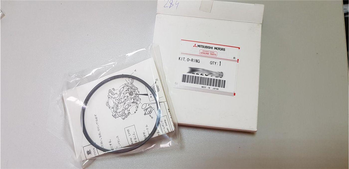 Кольцо уплотнительное вакуумного насоса D=75,5 Mitsubishi Fuso Canter 4M50Т