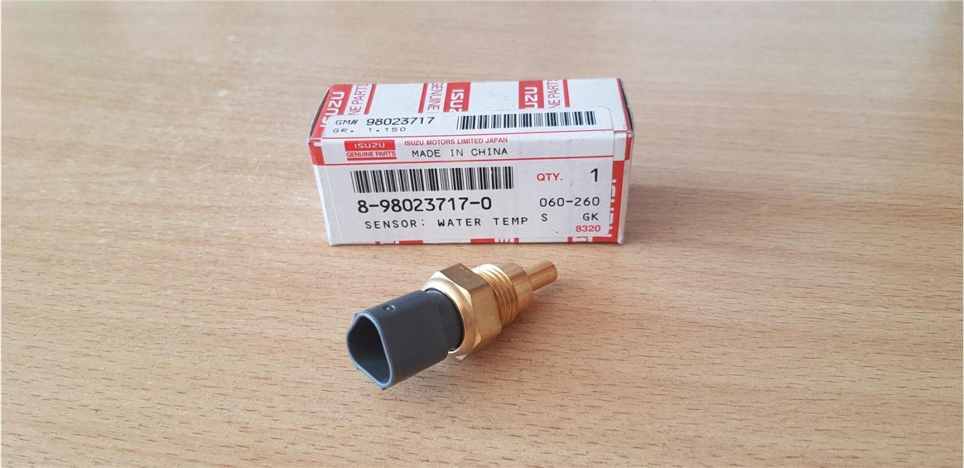 Датчик температуры двигателя/свечей накаливания 4HK1/4HG1 Isuzu NQR75 NQR71