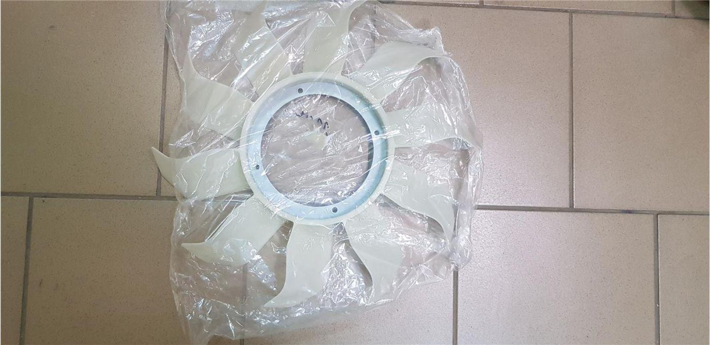 Вентилятор охлаждения радиатора HINO300 ЕВРО 3/4 N04C