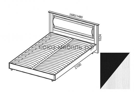 Камелия Кровать