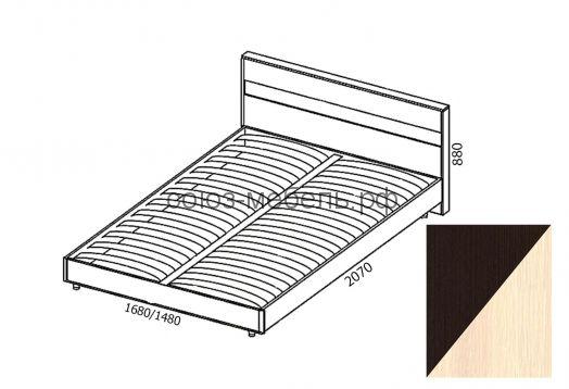 Флоренция Кровать