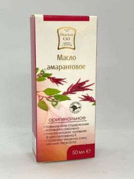 Doctor Oil масло амарантовое 50 мл