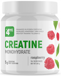4me creatine monohydrate 300гр