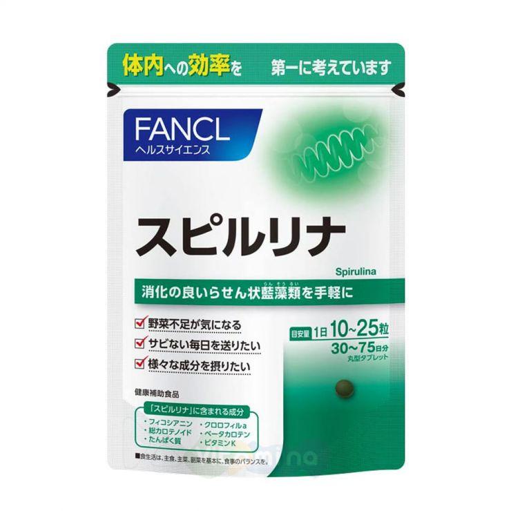 Fancl Спирулина, 750 таб