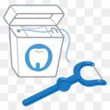 Ополаскиватели, зубная нить