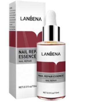 Lanbena -  Средство для лечения и профилактики заболевания ногтей.(НОВУАЯ УПАКОВКА)(6139)
