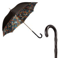 Зонт-трость Pasotti Becolore Biege Butterfly Original