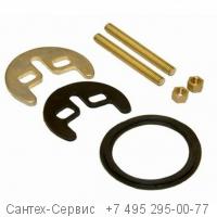 Крепежный комплект для смесителя RR 2 шпильки.