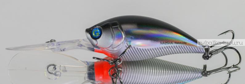 Воблер German Nazgul 70 мм / 23 гр / Заглубление: 3,5 - 4,5 м / цвет: C019