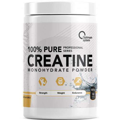 Optimum System Pure Creatine Monohydrate 500гр