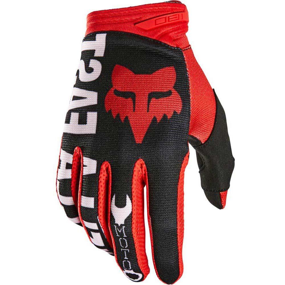 Fox 2021 180 Illmatik Pale Pink перчатки