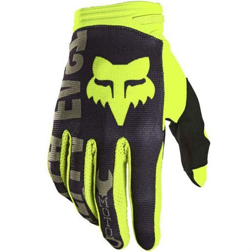 Fox 2021 180 Illmatik Dark Purple перчатки