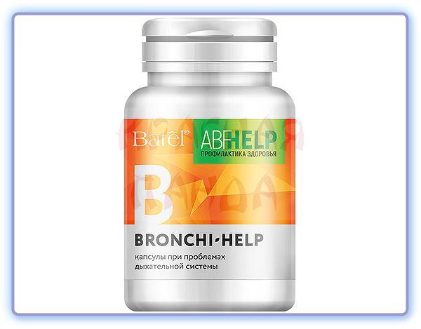 Batel Капсулы при проблемах дыхательной системы ABF-HELP