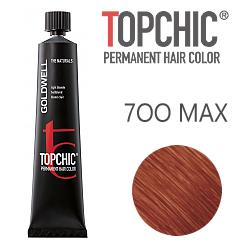 Goldwell Topchic 7OO MAX - Стойкая краска для волос Чувственный рыжий 60 мл