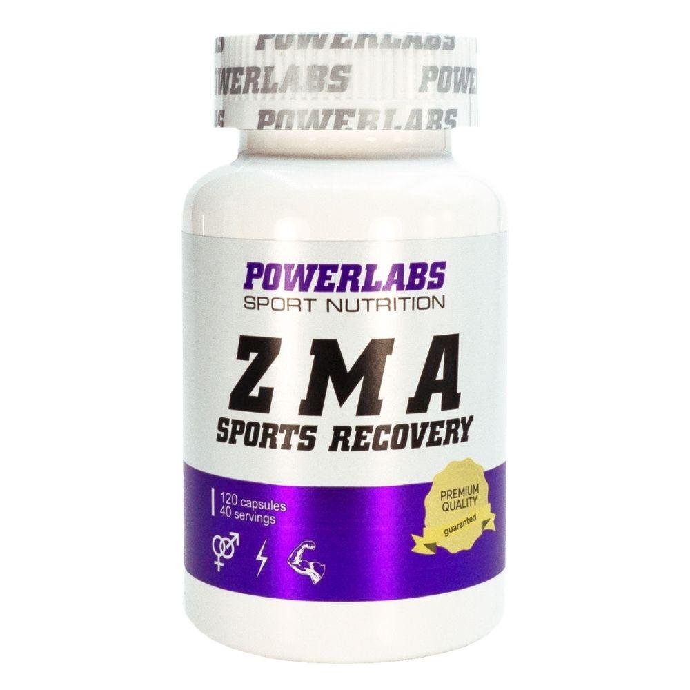 PowerLabs ZMA 120 caps