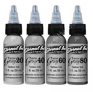 Neutral Gray Set Eternal