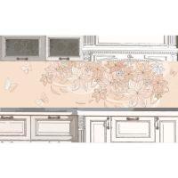 Фартук для кухни - Floral-1 | интерьерные наклейки