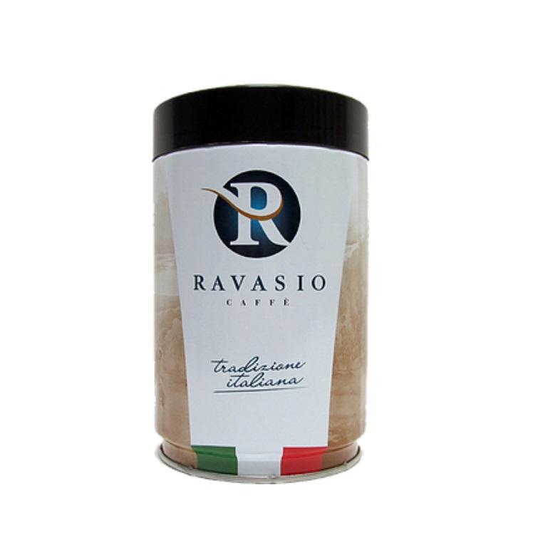 Кофе молотый Арабика 100% 250 г, Caffe Ravasio macinato 250 g