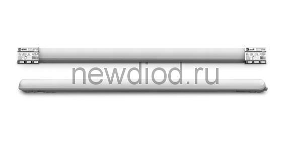 Светильник светодиодный герметичный ССП-159М 50Вт 230В 6500К 3750лм 1500мм матовый IP65 IN HOME