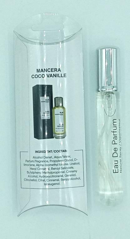 Mancera Coco Vanille 20мл