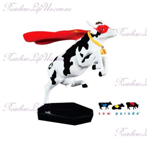 """Статуэтка корова Super Cow """"Cow Parade"""", Size М"""