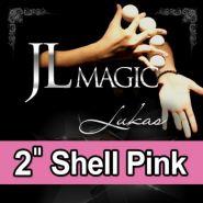 JL Lukas Balls 2' Shell (скорлупка) РОЗОВАЯ