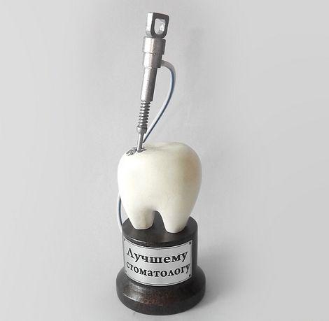 Лучшему стоматологу ( Отбойный молоток) сувенир