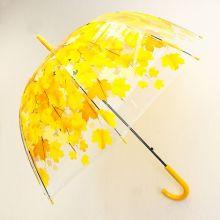 Зонт Лисья желтые