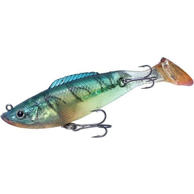 Виброхвост MiKADO Crystal Fish WXH-59-10CM-113 оснащенный