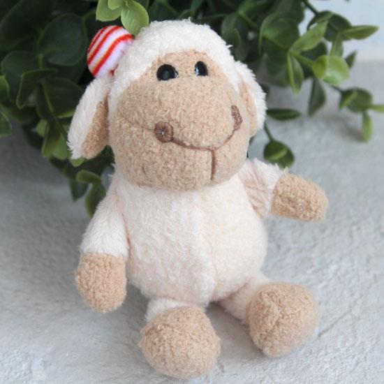 Игрушка для куклы Nici,  овечка с конфеткой