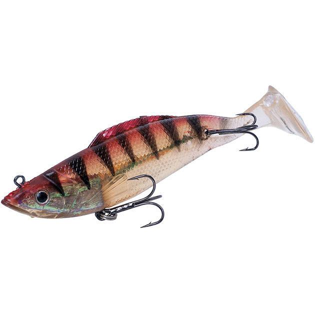 Виброхвост MiKADO Crystal Fish WXH-59-10CM-16 оснащенный