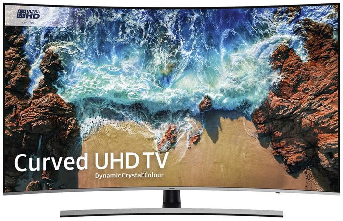 """Телевизор Samsung UE55NU8500U 54.6"""" (2018)"""
