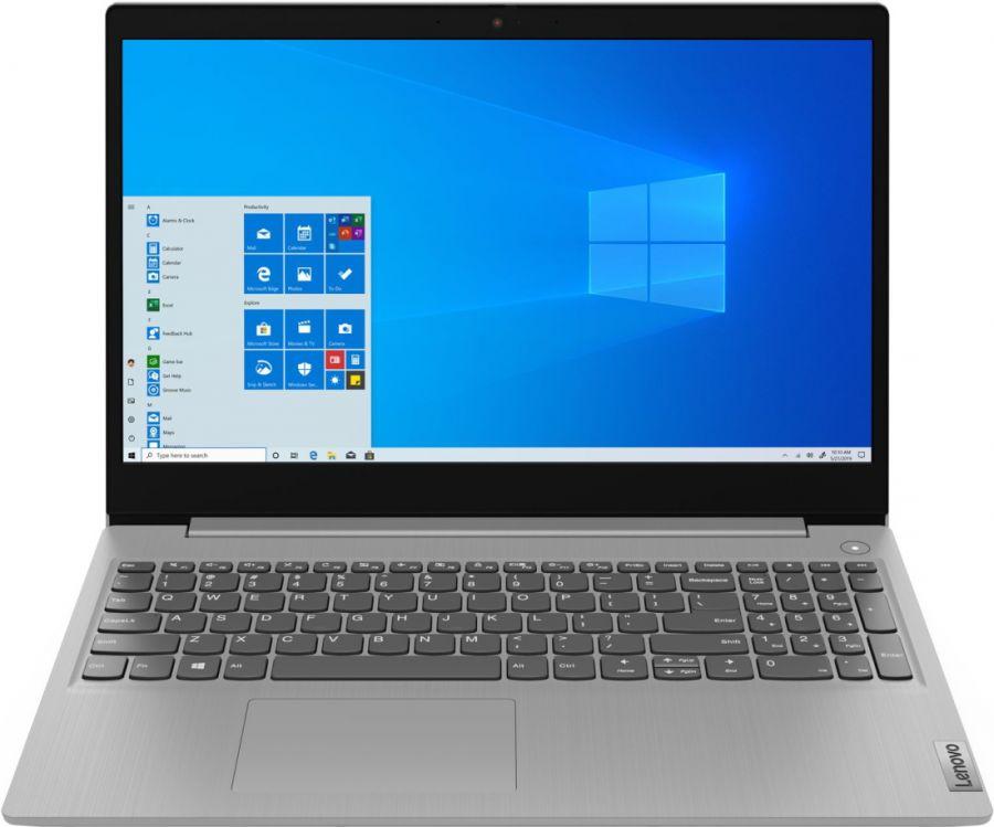 Ноутбук Lenovo IdeaPad 3 15ADA05 Серый (81W100C8RK)
