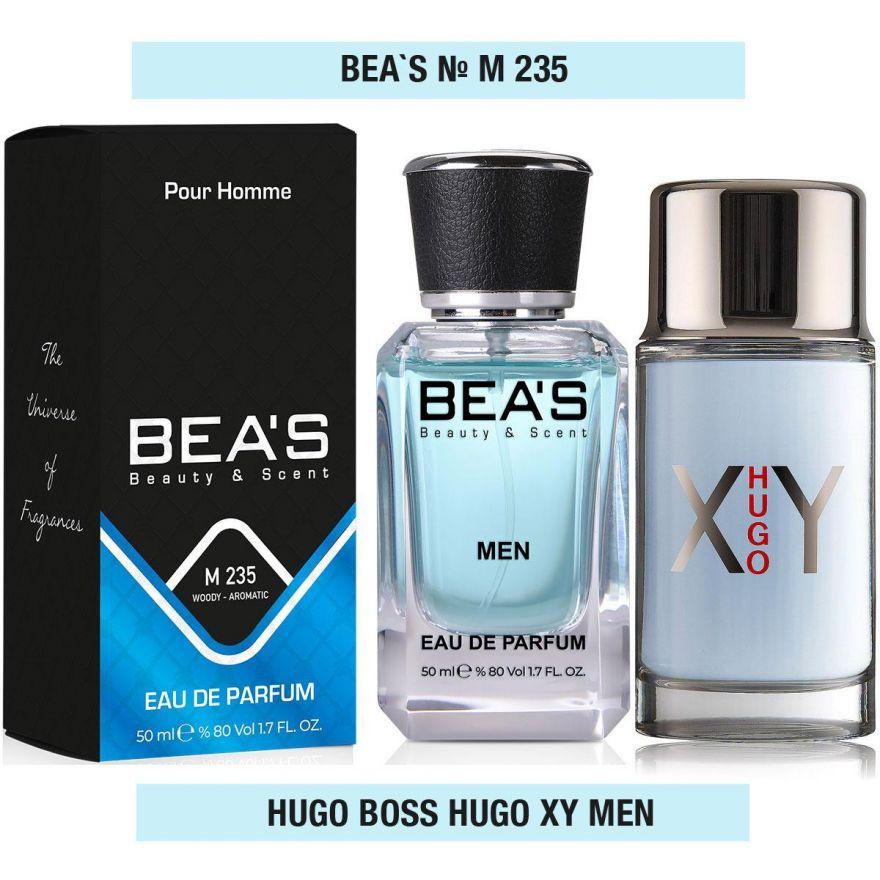 BEA'S (Beauty & Scent) М 235 - Hugo Boss Hugo XY 50 мл