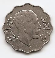 4 филса Ирак 1350 (1931)