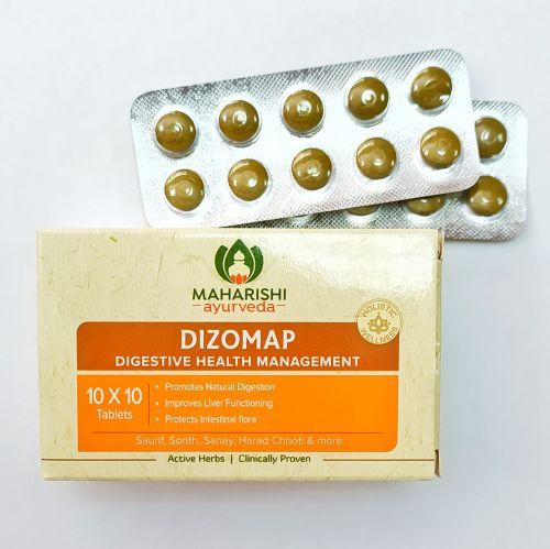 Дизомап | Dizomap | 10 таб. | Maharishi Ayurveda